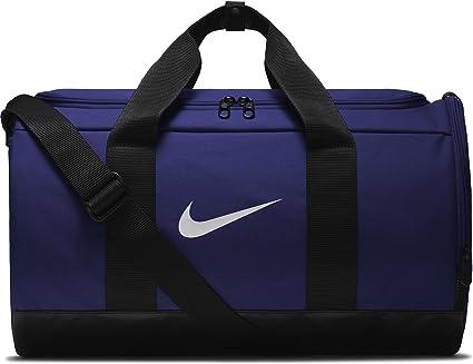 Nike Team - Bolsa Deportiva para Mujer, Light Concord/Black ...
