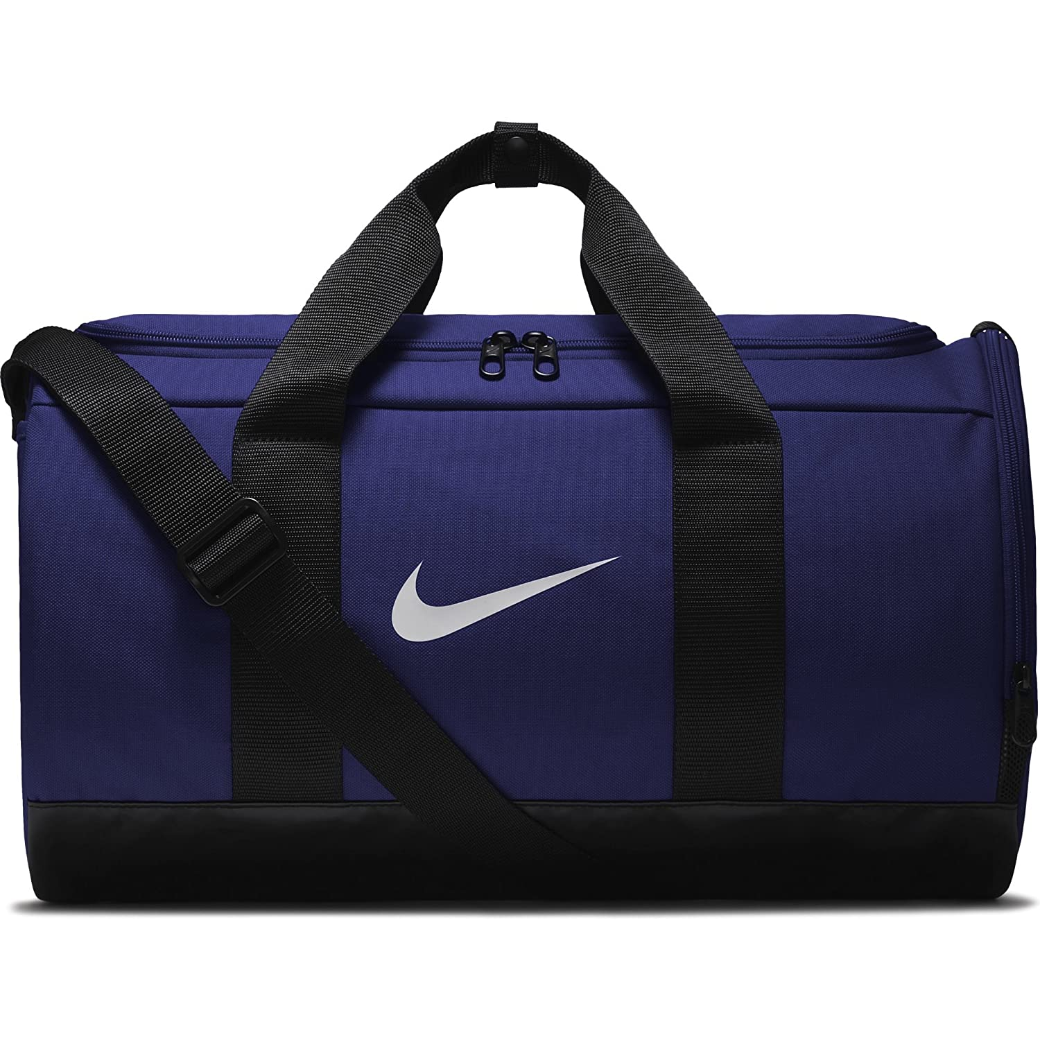 48c2c6b639b ... check out 86f21 dc402 Nike team womens training duffel bag black white  one size sports outdoors  new arrival 4e3a5 75d8c Nike Hoops Elite ...