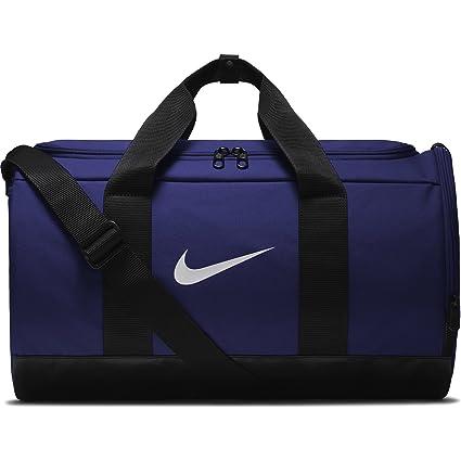 e2ea8742c294 Nike Synthetic 45 cms Light Concord Black White Travel Duffle (BA5797-428)   Amazon.in  Bags