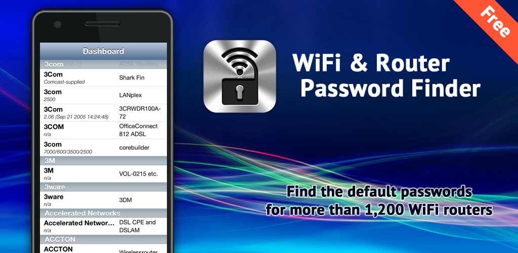 wifi router password finder free download