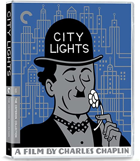 City Lights. A film by Charles Chaplin.