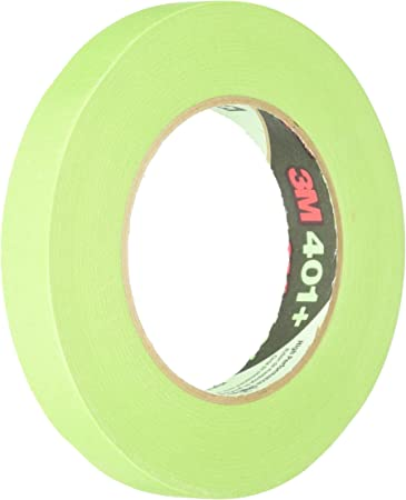 3m 401 green masking/painter's tape
