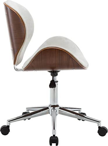 Porthos Home Branson Mid-century Style Office Chair