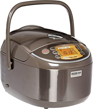Zojirushi NP-NVC18 1.8 Liter Induction Heating Pressure Cooker