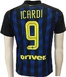 Camiseta Jersey Futbol Inter Mauro Icardi 9 Replica Autorizado