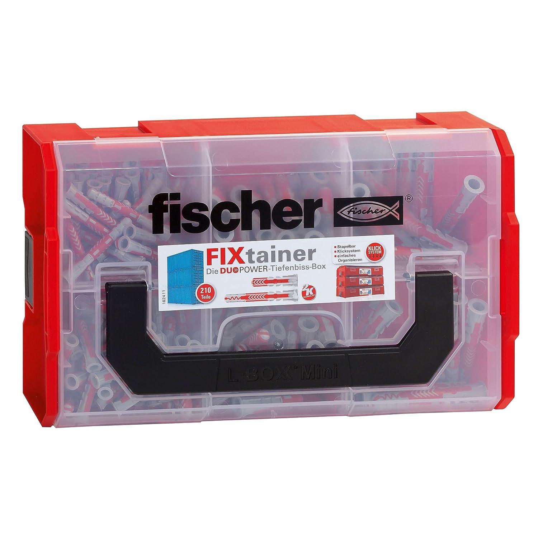 Fischer fixtainer, wall anchor set, 539867 wall anchor set