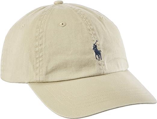 Polo Ralph Lauren Classic Sport Cap W/PP Gorra de béisbol ...