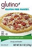 Glutino, Gluten Free Pantry Pizza Crust Mix, 20.1oz