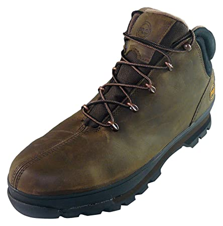 9fcc4601978 Timberland Pro UK 9 Splitrock Full Leather S3 Rating Steel Toe Work Safety  Boots - Gaucho