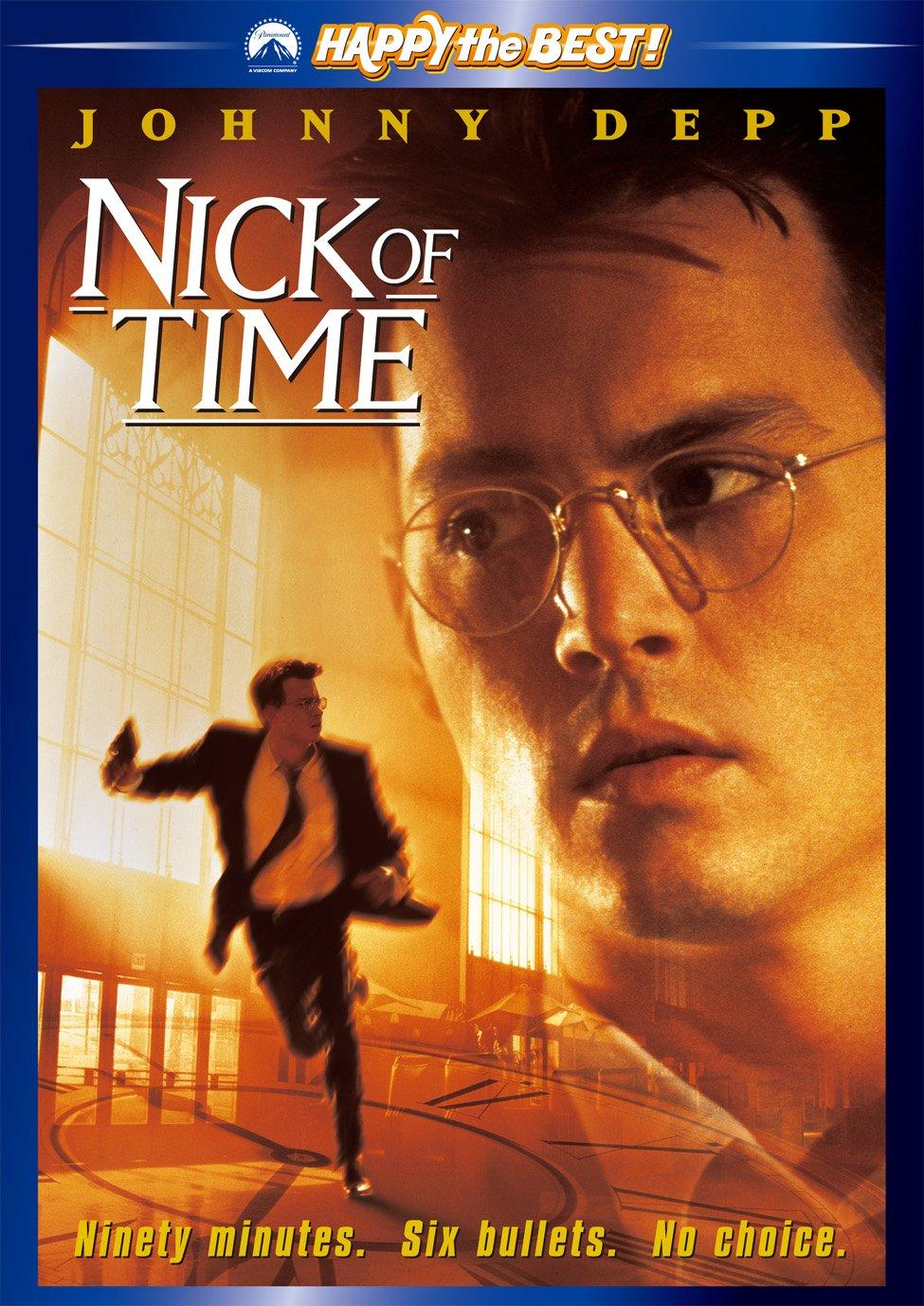 John Badham - Nick Of Time Edizione: Giappone Italia DVD ...