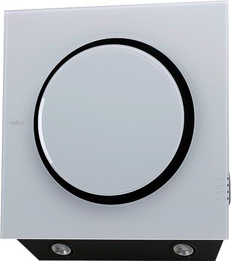 Elica 61614584A; Campana extractora MINI OM (WH/F/55); Color: Blanco: Amazon.es: Grandes electrodomésticos