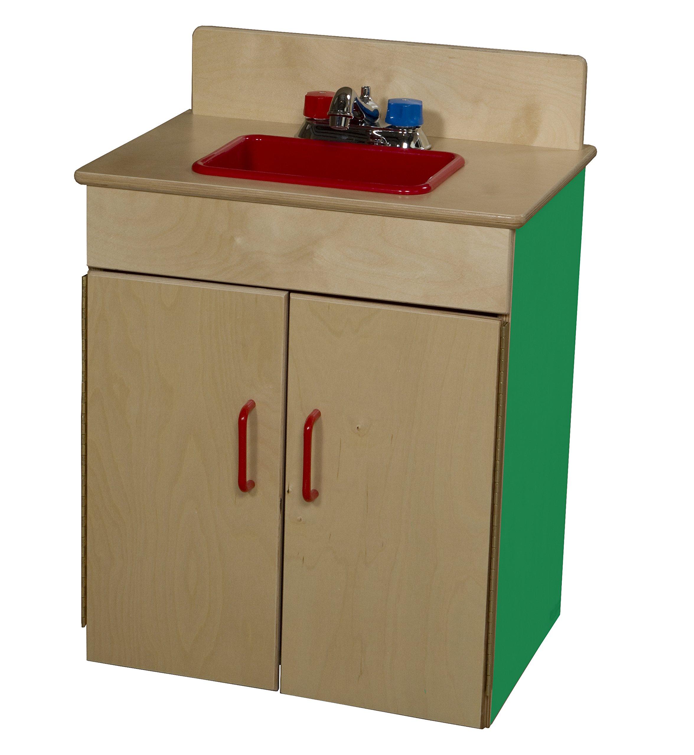 Wood Designs 10200G Green Apple Sink