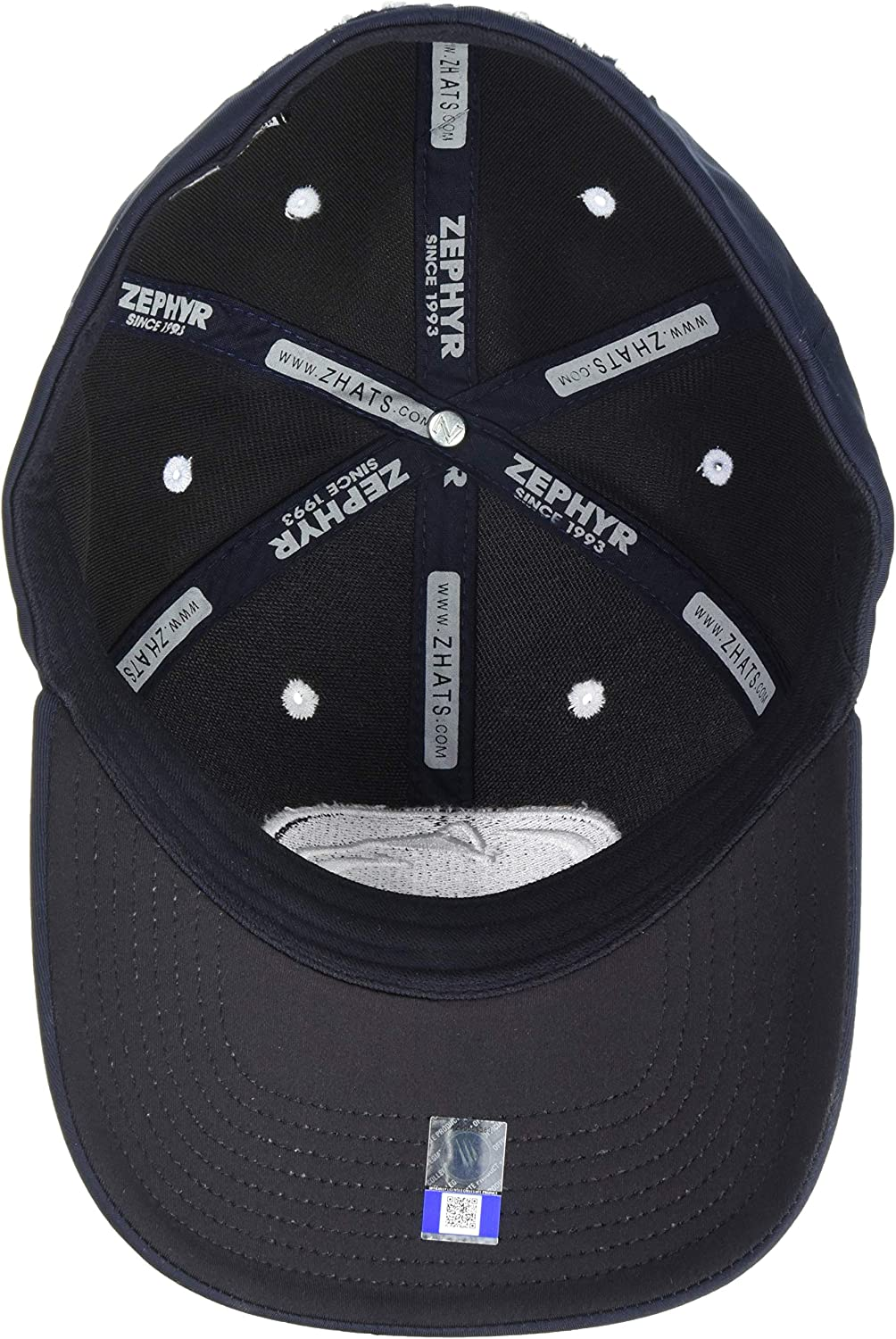 NCAA Zephyr Penn State Nittany Lions Mens Albatross Performance Hat Small Primary Team Color