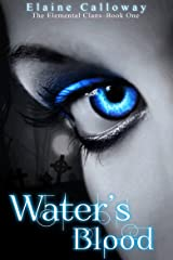Water's Blood (The Elemental Clan Series Book 1) Kindle Edition