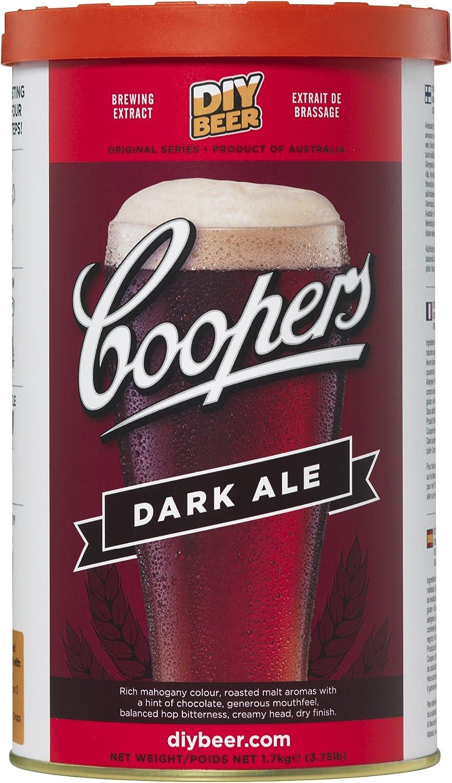 Coopers DIY Home Elaborar cerveza concentrado