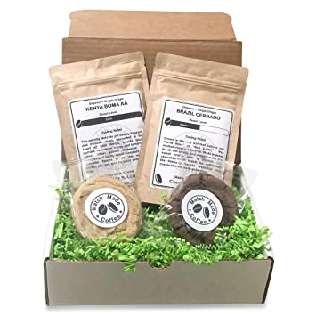 Match Made Coffee Craft Coffee Gourmet Cookie Gift Box 1 Monthly Box