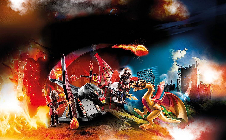 PLAYMOBIL Novelmore Burnham Raiders Lava Catapult