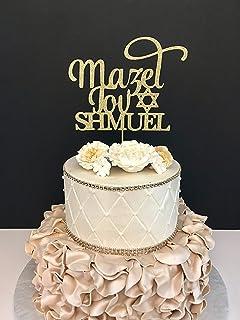 Amazon Com Funlaugh Birthday Dirty Thirty 30th Martini Glass Cake