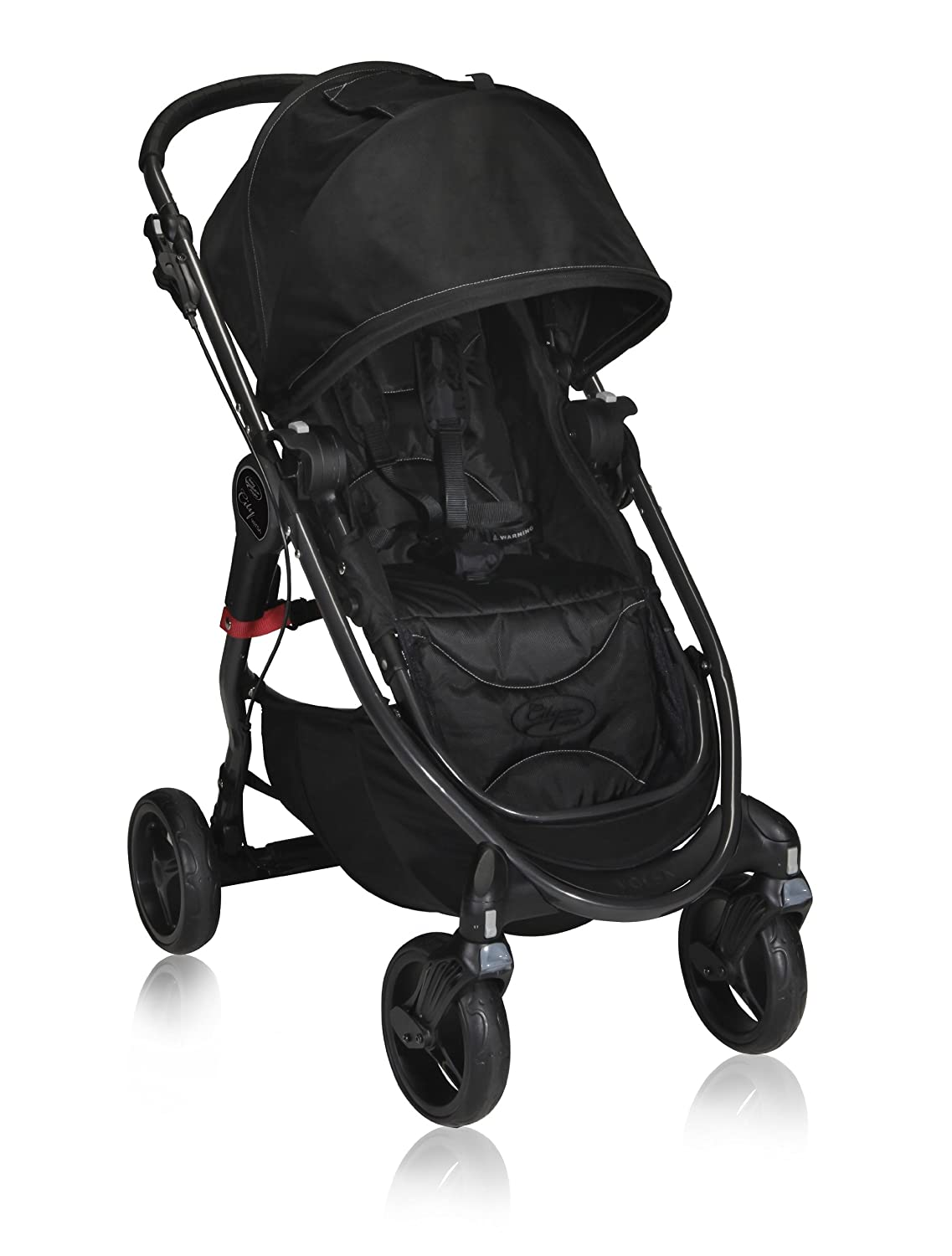 Amazon.com: Baby Jogger City Versa carriola, Negro ...