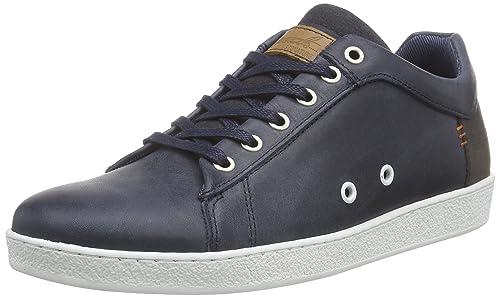 46 Bullboxer Homme 735k25702b p248 Basses Bleu Sneakers Blau 00Oqc6
