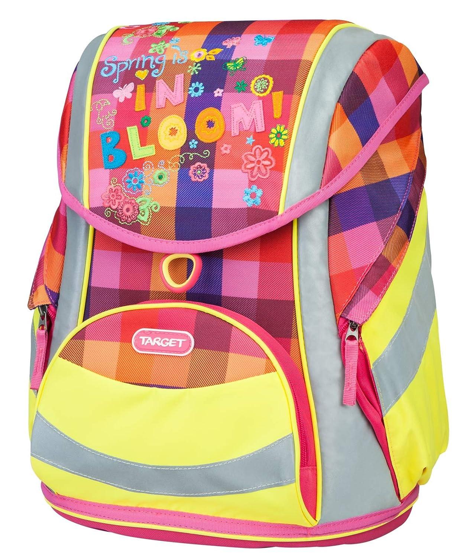 Target Sac à Dos scolaire In Bloom Mochila Infantil, 43 cm, Rosa (Rose Avec détails réflechissants): Amazon.es: Deportes y aire libre