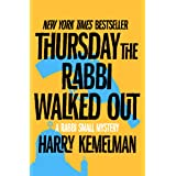 Thursday the Rabbi Walked Out (The Rabbi Small Mysteries Book 7)