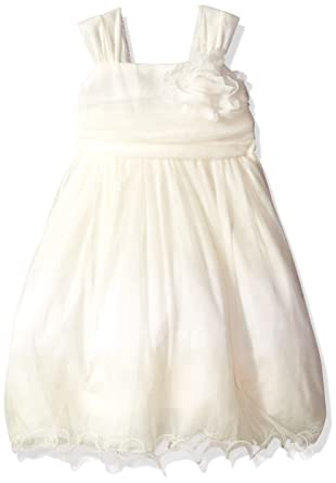 c830daa88f7 Amazon.com  Kids Dream Little Girls  Special Occasion Double Layer ...