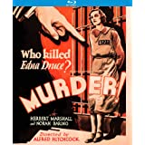Murder! (Special Edition) [Blu-ray]