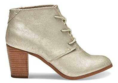 75ea6bba2ad TOMS Women s Lunata Lace Up Suede Ankle-High Boot  Amazon.co.uk  Shoes    Bags