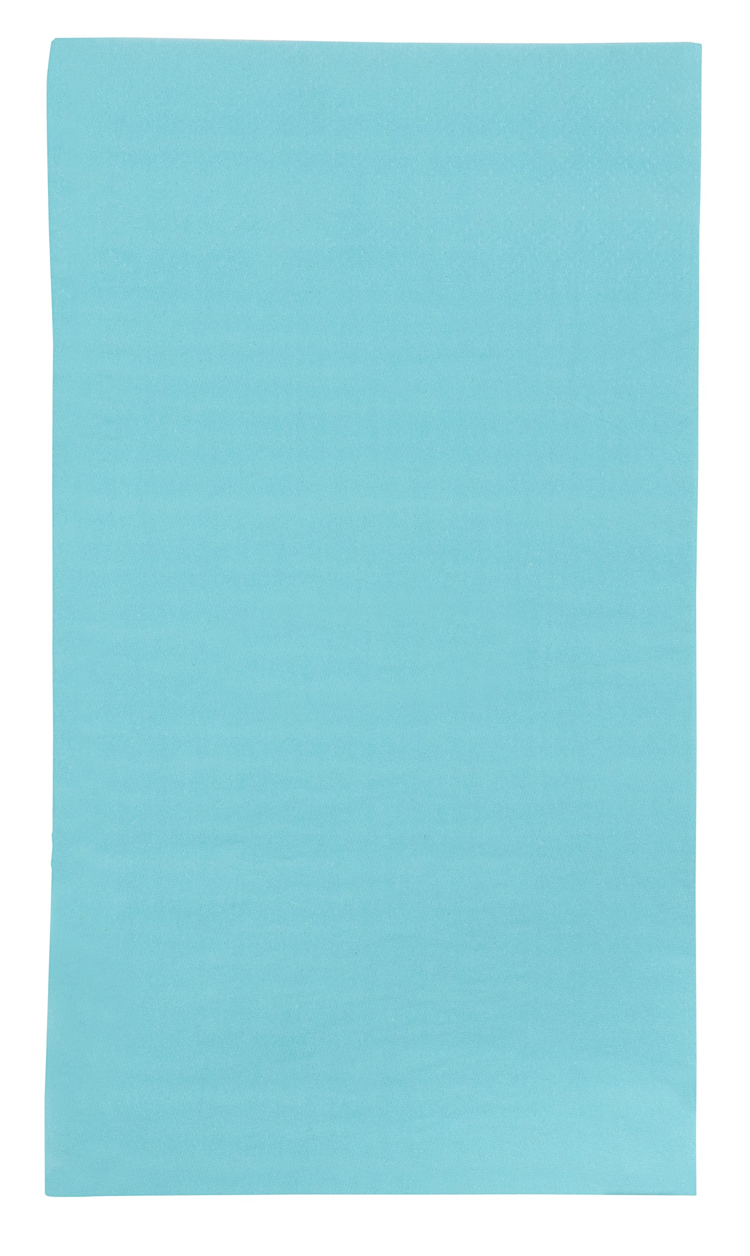 Dinner Napkins - 120-Pack Disposable Paper Napkins, 2-Ply Absorbent Napkins for Kitchen, Weddings, Birthday Parties, Teal Blue, Unfolded 15.5 x 13 Inches, Folded 7.5 x 4.25 Inches