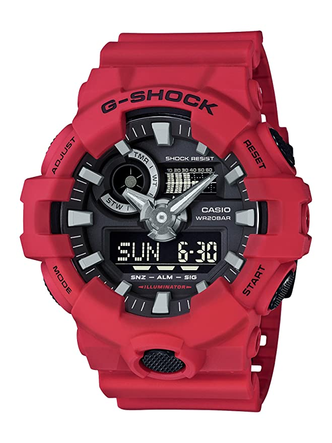 Amazon.com  Casio Men s  G Shock  Quartz Resin Casual Watch a4c6afdc3