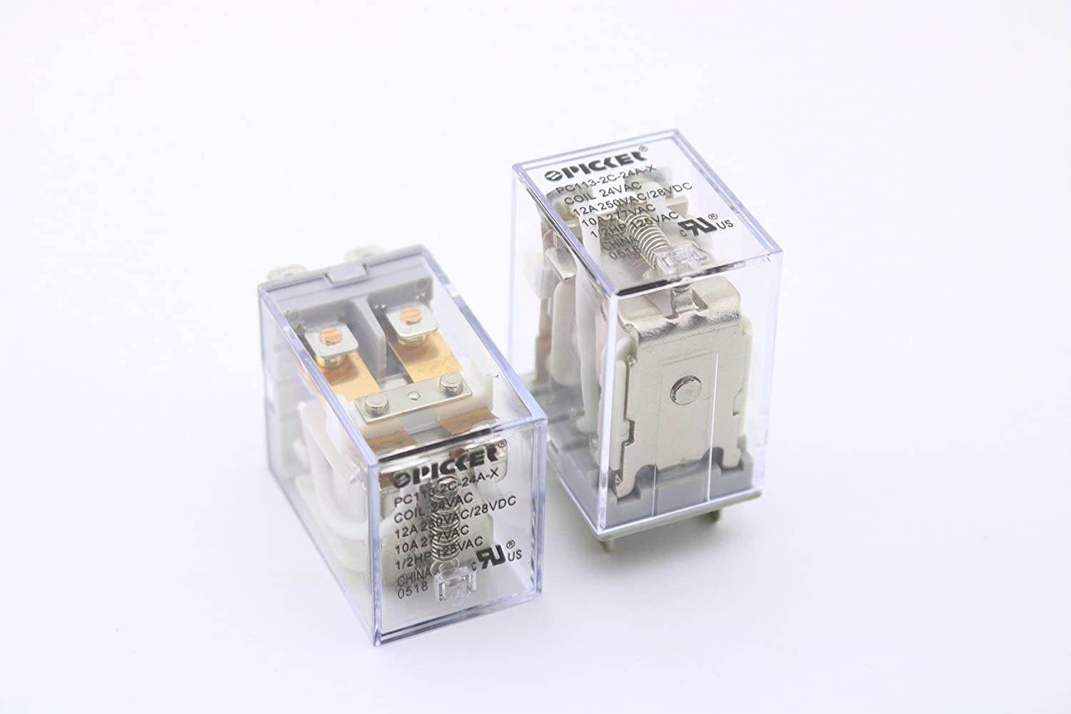 Electrical Wiring Ice Cube Relay