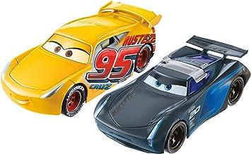 Mattel Disney Cars FCX95 – Coches de Carrera de Cars 3 de Disney: Amazon.es: Juguetes y juegos