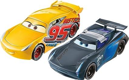 Cars 3 Crazy 8 Crashers Cruz Ramirez DISNEY CARS New 2017 Release