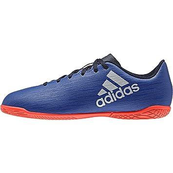 Adidas X 16 4 In Jr Kinder Fussballschuhe Hallenschuhe