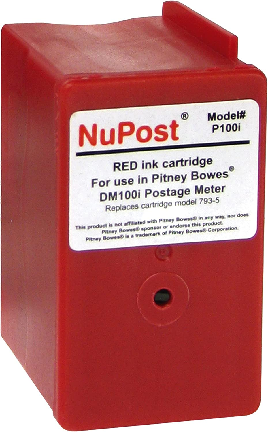 Innovera Compatible 793-5 Postage Meter Ink Red 7935