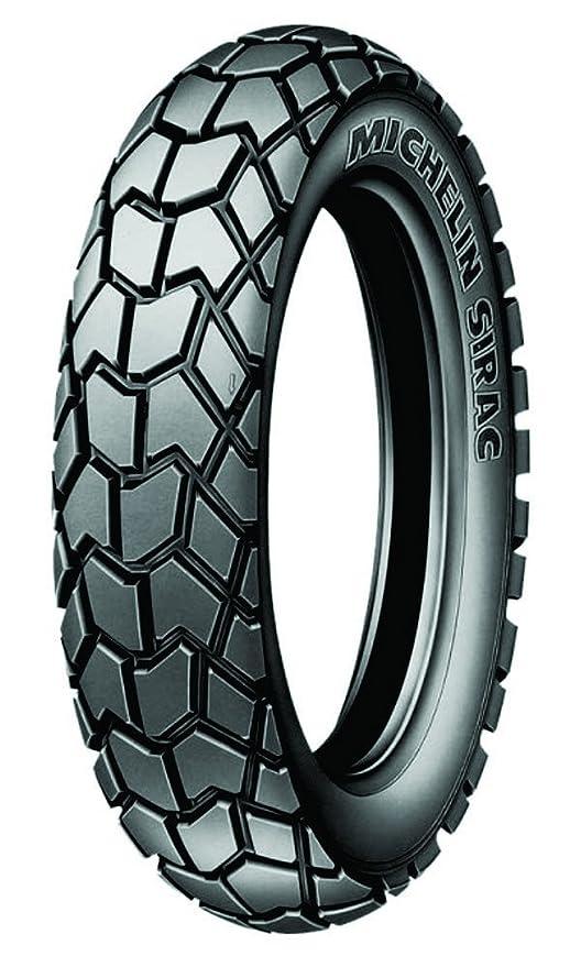 Michelin Sirac Street 110/90-18 61P Tubeless Bike Tyre, Rear