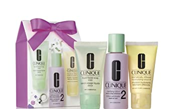 clinique 3 steg set