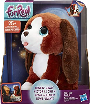 Hasbro Furreal Friends- Fur Real Friends Howlin Howie Animaletto