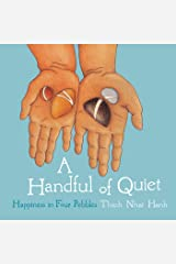 A Handful of Quiet: Happiness in Four Pebbles Hardcover