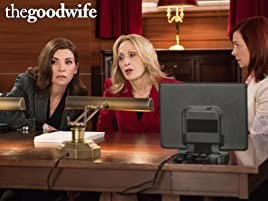 THE GOOD WIFE SEASON 6 AMAZON PRIME FREE