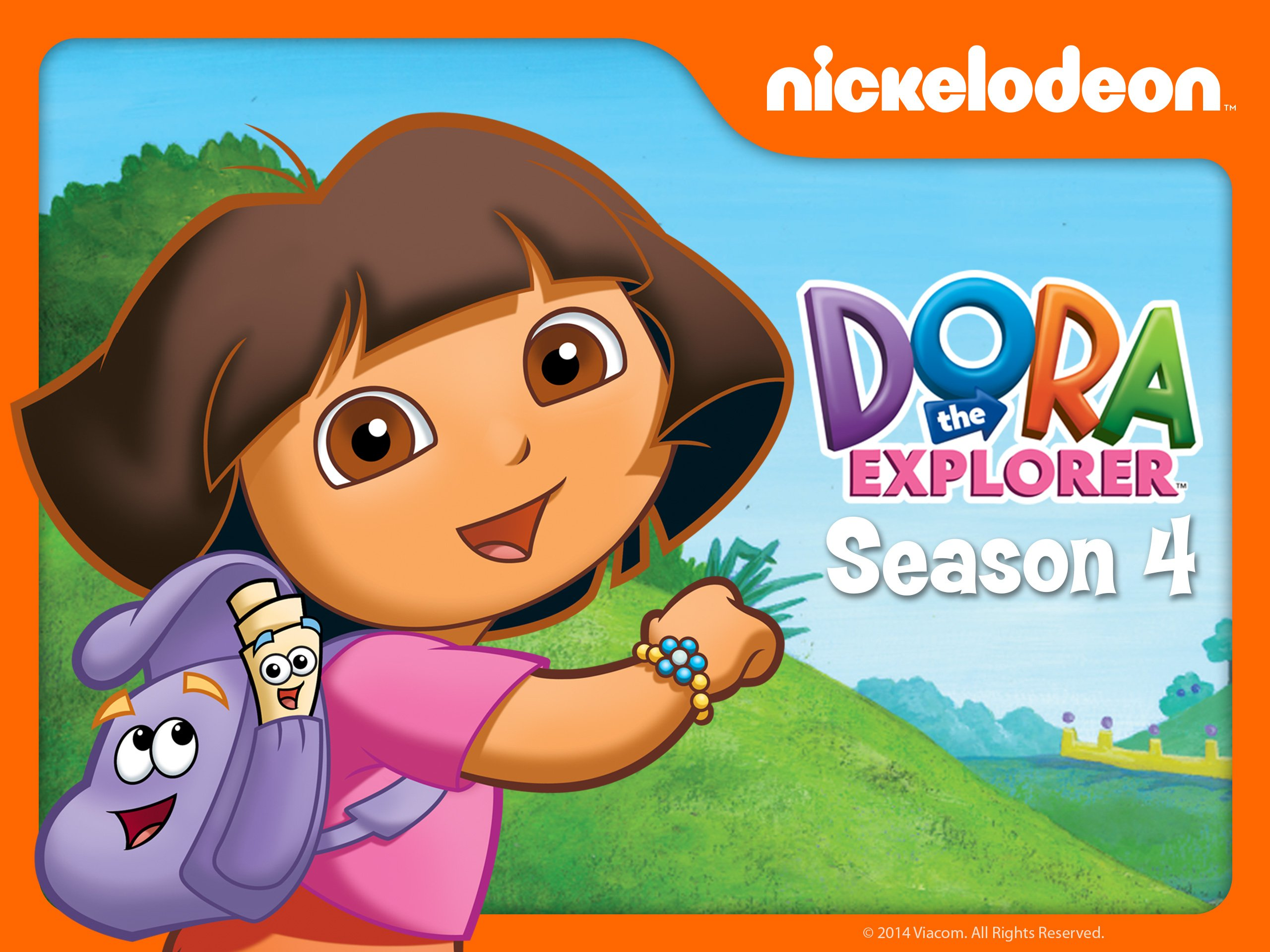 Amazoncom Dora the Explorer Season 4 Amazon Digital Services LLC