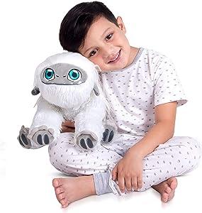 Franco Kids Bedding Super Soft Plush Snuggle Cuddle Pillow, One Size, Abominable Yeti