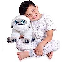 Franco Kids Bedding Super Soft Plush Snuggle Cuddle Pillow Abominable Yeti