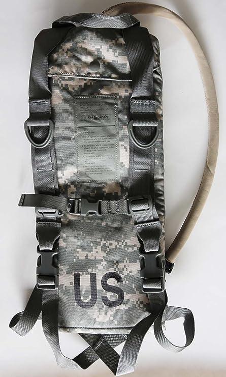 275a5a60bc7f Amazon.com : Eagle Industries Military Army Molle ACU 100 oz 3 Liter ...