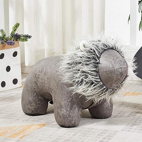 Miraculous Amazon Com Joybase Large Animal Footstool Lion Footrest Beatyapartments Chair Design Images Beatyapartmentscom
