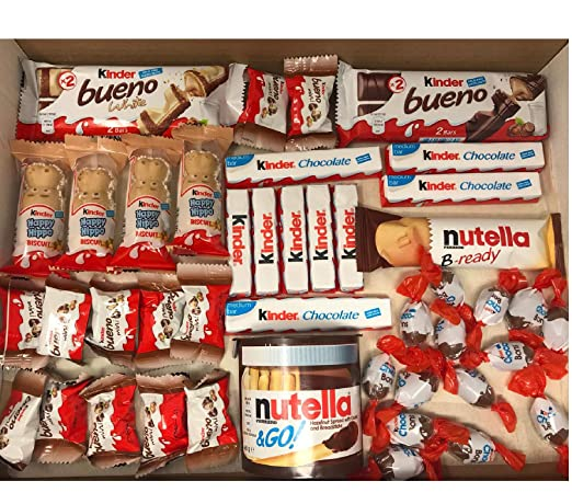 KINDER Mix Chocolate Sweet XL Selection Caja de regalo ...