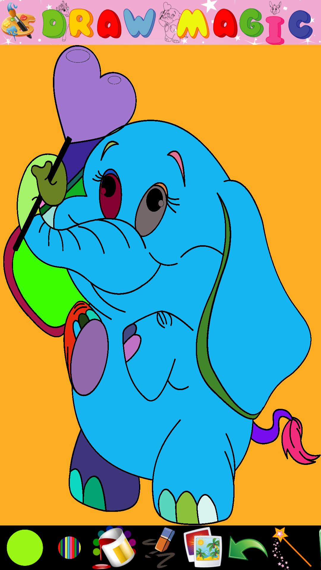 Dibujos para colorear para los niños 2 - diversión y la