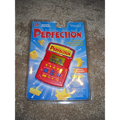 Electronic Hand-Held Perfection: Toys & Games