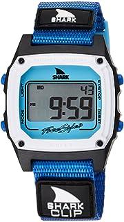 Amazon.com  Freestyle Shark Mini Leash Black Unisex Watch 10022928 ... a878e9e302